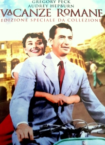 Vacances romaines de William Wyler, 1953 ©Paramount Pictures